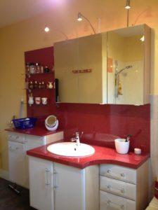 Réhabilitation d'une salle de bain